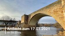 2021-01-17 An der Fulda und im Leben - von Hochwasser und Wundern - Impuls aus Melsungen und Röhrenfurth by evangelischinmelsungen
